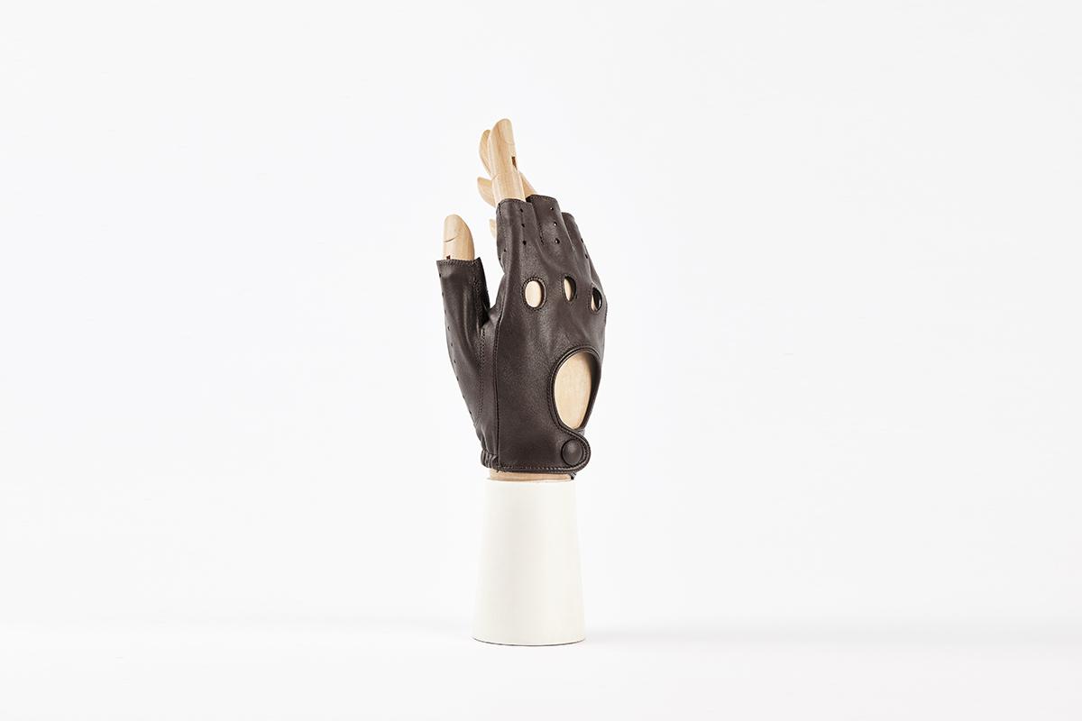 Driving Gloves Handmade Leather Gloves Inspired By Enzo Ferrari